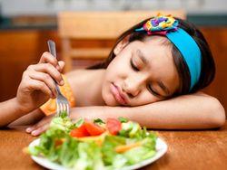 Kalau si Kecil Menolak Makan