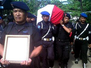 Korban Penembakan di Palu Tiba di Rumah Duka