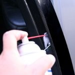 Bikin Lancar Kaca Pintu