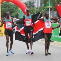Titus Masai Akan Berusaha Pertahankan Gelar