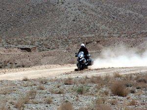 Kang JJ Keliling Dunia dengan Motor