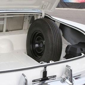 Ban Serep Dihilangkan dari Mobil