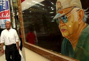 Rindu Soeharto, Rindu Stabilitas