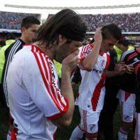 River Plate Terdegradasi, Kerusuhan Pecah