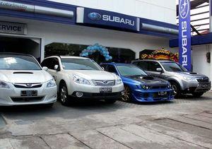 Subaru Buka Diler di Surabaya dan Denpasar