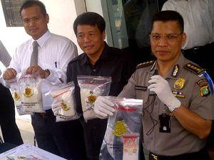 Polisi Tangkap Bandar Sabu Jaringan Malaysia