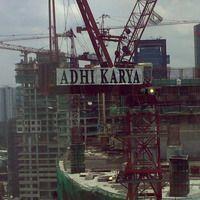 Adhi Karya Bantah Anas Terlibat Tender Proyek Hambalang