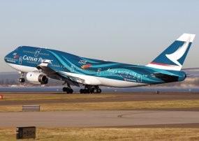 Penumpang Cathay Pacific dari Hong Kong ke Bali Melonjak 58%