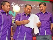 Bank Muamalat Berbagi Rezeki