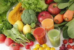 Cegah gangguan pencernaan dengan buah dan sayur