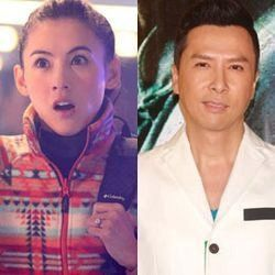 Donnie Yen-Cecilia Cheung Bintangi Remake Mr & Mrs Smith