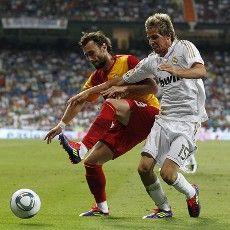 Madrid Tundukkan Galatasaray 2-1