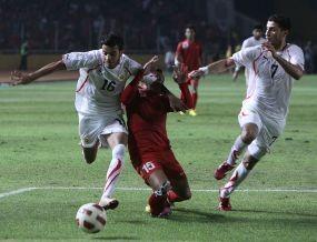 Indonesia Takluk 0-2 dari Bahrain