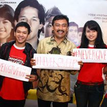 Film Tendangan dari Langit Memotivasi Timnas Indonesia