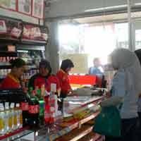 Mini Market Memberikan Kenyamanan Berbelanja