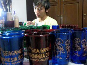 Bandung Pasok Cinderamata Sea Games