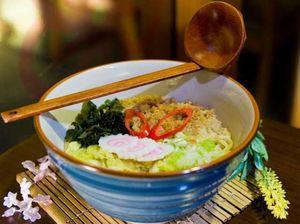 Menu Serba Oishi di Sushi Mori