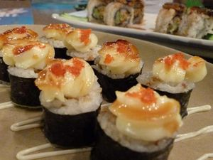 Beragam Ikan Saori Lezat di Sushimise