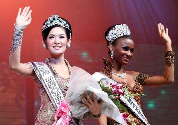 Meriahnya Grand Final Puteri Indonesia 2011