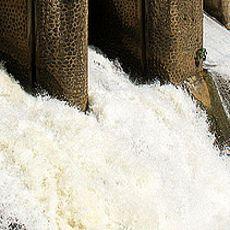 Tinggi Air di Bendungan Katulampa Bisa Dipantau via SMS
