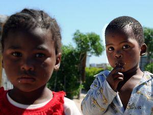 Realitas Kemiskinan Anak-anak Mfuleni, Afsel