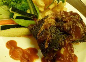 Promosi Steak Yummy di deGourmet