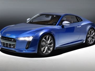 Audi Siapkan Kelahiran Baby R8