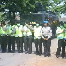 Surabaya Dikepung Empat Aksi Unjuk Rasa