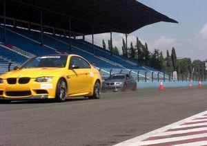 BMW M Series Kebut di Sentul