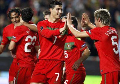 Portugal ke Putaran Final Piala Eropa