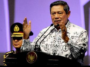 SBY Hadiri Peringatan Hari Guru