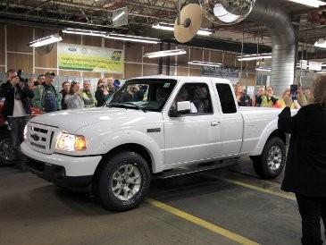 Ford Ranger \Tutup Usia\