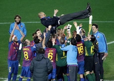 Guardiola Buka-bukaan Soal Rahasia Sukses Barca