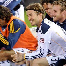 Beckham Sulit Bergabung dengan PSG