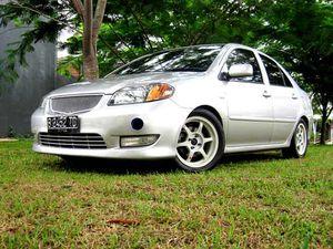 Toyota Limo Jagoan Drag Race