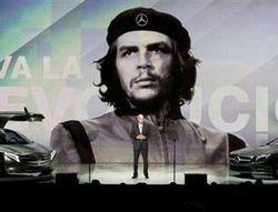 Gara-gara Che Guevara, Mercedes-Benz Minta Maaf