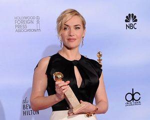 Kate Winslet Aktris Terbaik di Golden Globe 2012