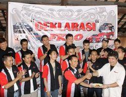 Deklarasi FK3O Jawa Tengah