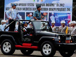 Identitas TNI Nakal Akan Ditertibkan