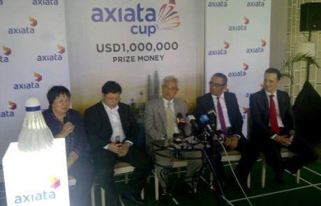 Sponsor Malaysia Gelar Turnamen Bulutangkis Berhadiah 1 Juta Dolar
