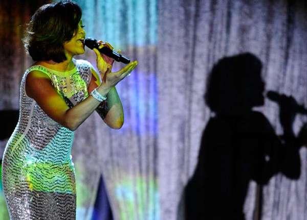 Penampilan Terakhir Whitney Houston