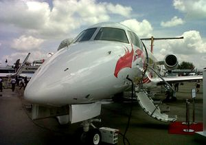 Jet Jackie Chan Mejeng di Singapore Airshow
