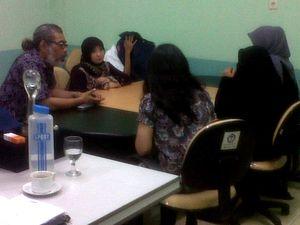 Korban Pencabulan Habib H Lapor ke Komnas PA