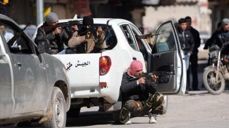 WikiLeaks: Pasukan NATO Beroperasi di Suriah, Latih Oposisi