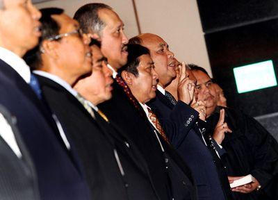 BI Lantik 15 Pejabat Baru Setingkat Direktur