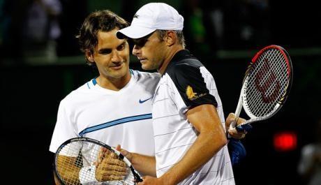 Roddick Hentikan Federer