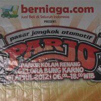 Berniaga.com Mempersembahkan Pasar Jongkok Otomotif