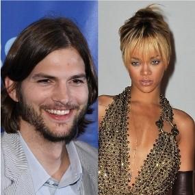 Gosip Dipacari Ashton Kutcher, Rihanna Ngaku Jomblo