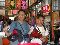 Erlangga And Krisna Bali