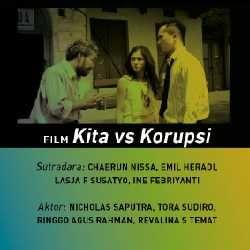Pejabat Pemkot Bandung Nobar Film \Kita vs Korupsi\